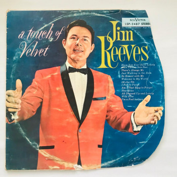 Jim Reeves - A Touch Of...