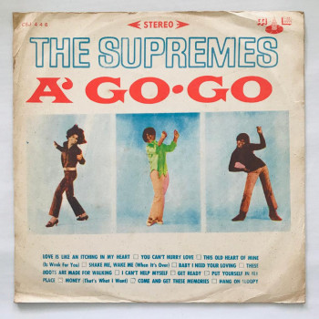 Supremes, The - A' Go-Go -...