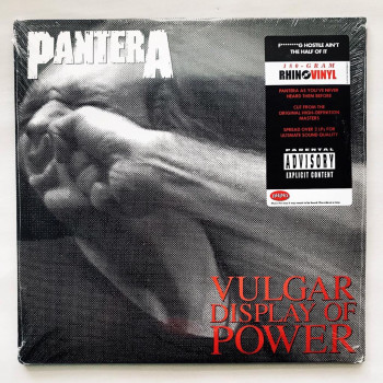 Pantera - Vulgar Display Of...