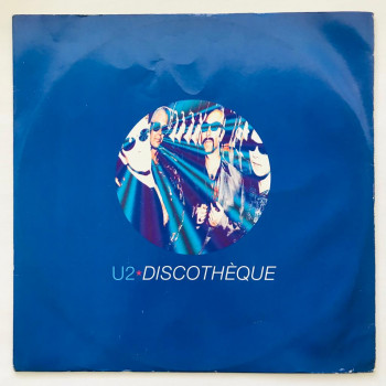 U2 - Discotheque - Single...