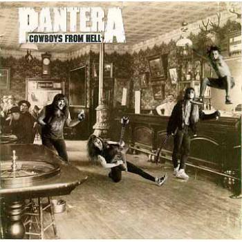 Pantera: Cowboys From Hell...