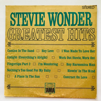 Stevie Wonder - Greatest...