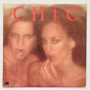 Chic - LP Vinyl Piringan...