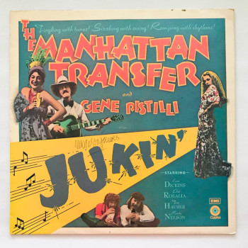 Manhattan Transfer And Gene...
