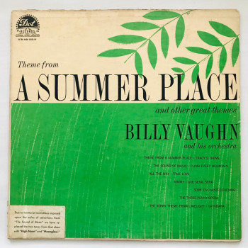 Billy Vaughn - Theme From A...