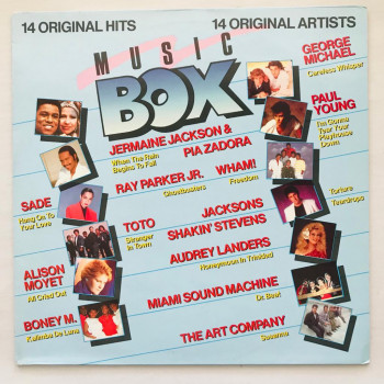 Music Box - Hits - LP Vinyl...