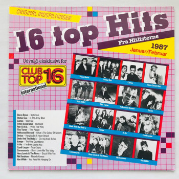 Club Top 16 - Hits -...