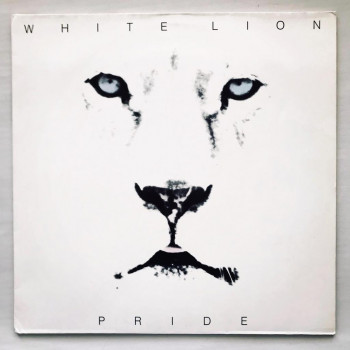 White Lion - Pride - LP...