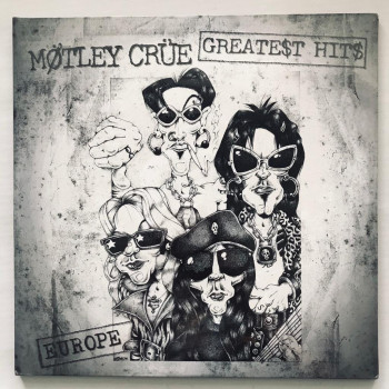 Motley Crue - Greatest Hits...