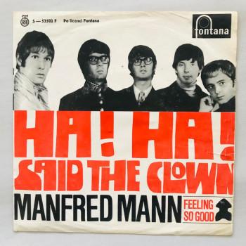 Manfred Mann - Ha! Ha! Said...
