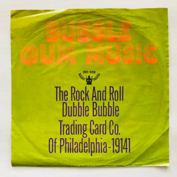 Rock And Roll Dubble Bubble...