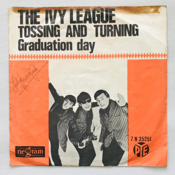Ivy League, The - Tossing...