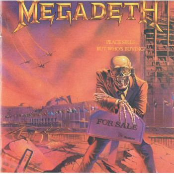 Megadeth - Peace Sells......