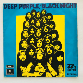 Deep Purple - Black Night -...