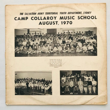 Camp Collaroy Music School...