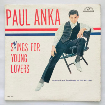 Paul Anka - Swings For...