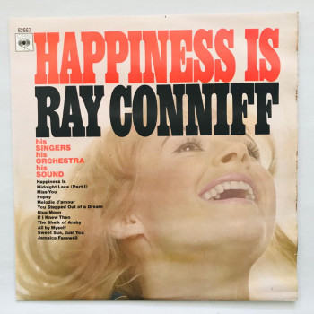 Ray Conniff - Happiness Is...