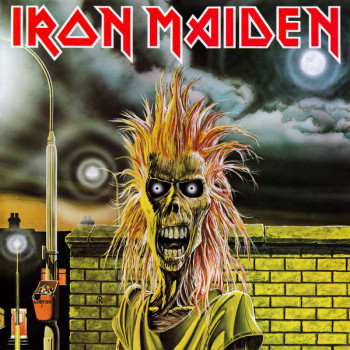 Iron Maiden - CD