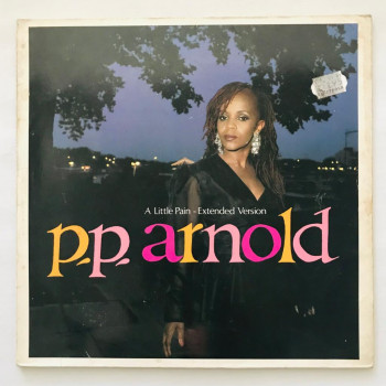 P.P. Arnold - A Little Pain...