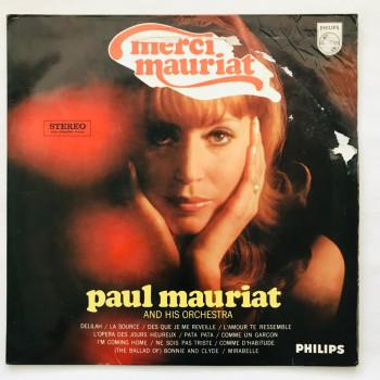 Paul Mauriat - Merci...