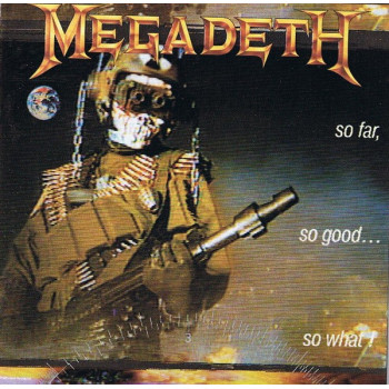 Megadeth - So Far, So...