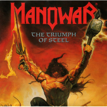 Manowar - The Triumph Of...
