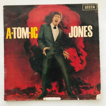 Tom Jones - A-tom-ic Jones...