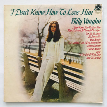 Billy Vaughn - I Don't Know...