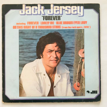 Jack Jersey - Forever - LP...