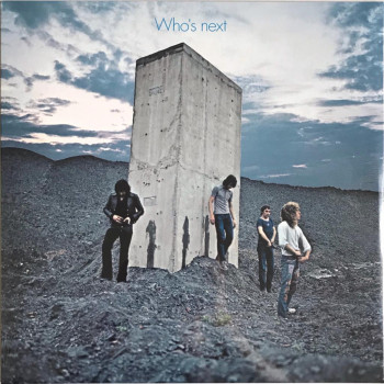 The Who: Who's Next...