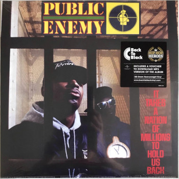 Public Enemy: It Takes A...