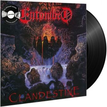 Entombed - Clandestine - LP...