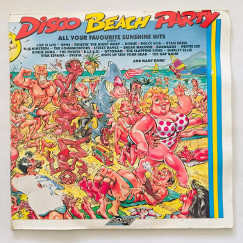 Disco Beach Party (All Your...