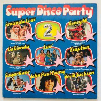 Super Disco Party 2 - LP...