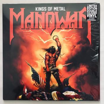 Manowar - Kings Of Metal -...