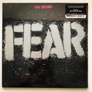 Fear - The Record - LP...