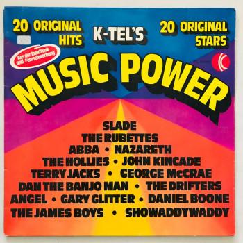 Music Power - 20 Original...