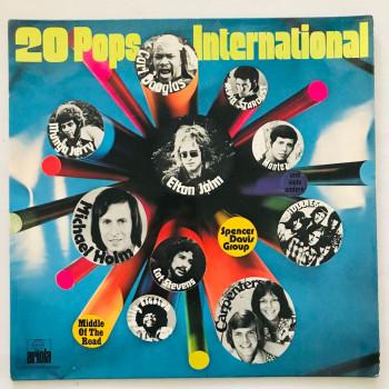 20 Pops International -...