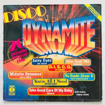 Disco Dynamite - Hits - LP...