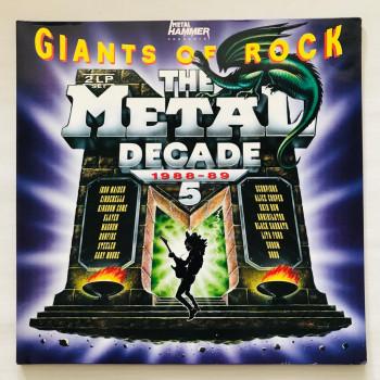 Giants Of Rock - The Metal...