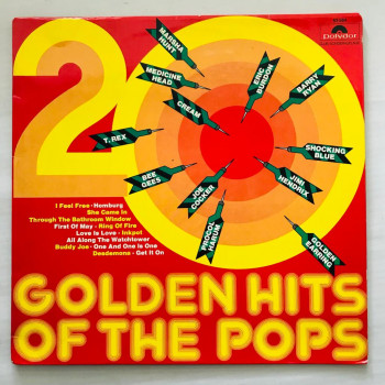 20 Golden Hits Of The Pops...