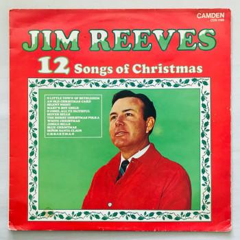 Jim Reeves - 12 Songs Of...
