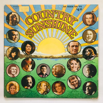 Country Sunshine - Hits -...